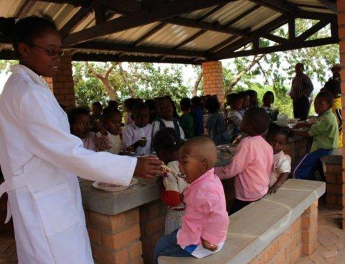 Lancement opérationnel des actions nutrition combattant la faim et la fatigue